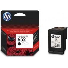 Cartouche d'encre Advantage HP 652 noire authentique (F6V25AE)