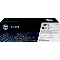HP 305X toner LaserJet noir grande capacité authentique(CE410X)