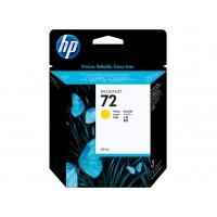 HP 72 cartouche d'encre jaune 69 ml(C9400A)