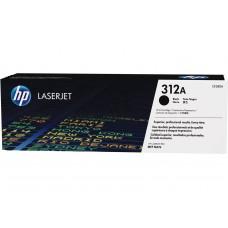Cartouche de toner noir authentique HP LaserJet 312A(CF380A)