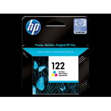 Cartouche authentique d'encre troiscouleurs HP122(CH562HE)